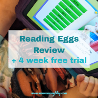 Reading Eggs review + 4 week free trial  #gifted