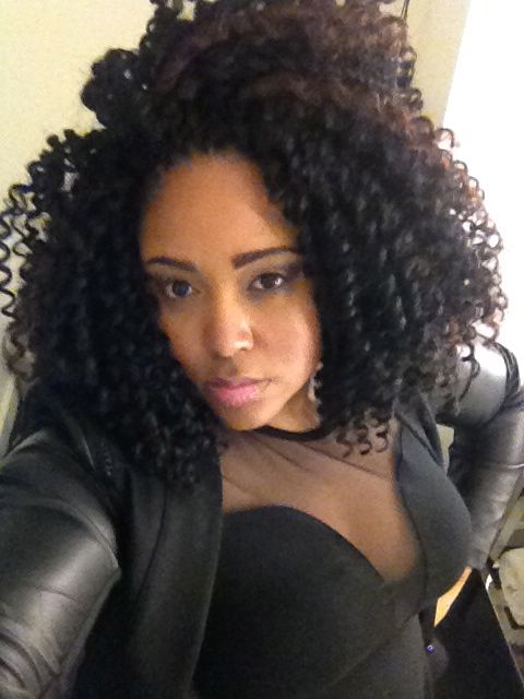 Trendy 20 Natural Hair Styles For African American