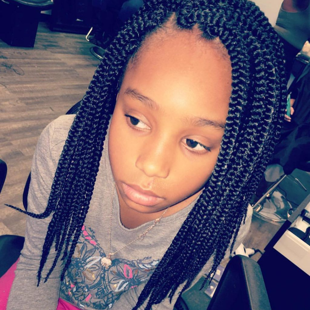 Cute Box Braids Hairstyles You Will Love New Natural