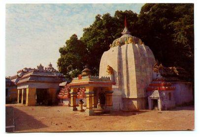 Lokanath-Temple