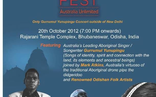 OZ Fest : Australia Unlimited - Event in Bhubaneswar, Odisha 2012