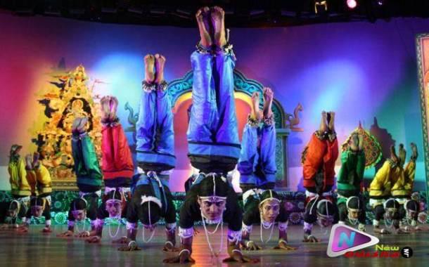 Gotipua Dance Festival - 2012