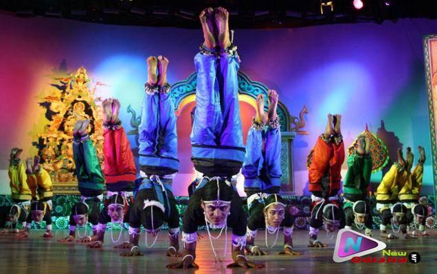 Gotipua Dance Festival 2012 in Odisha