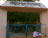Aruha High School Gate