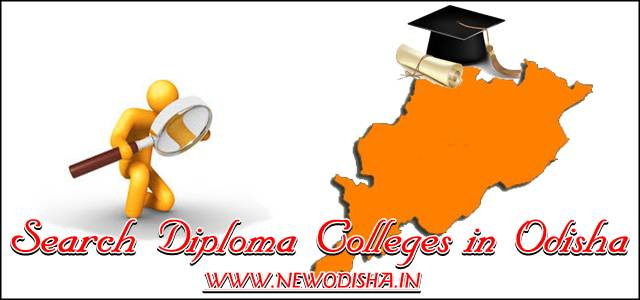 Dilpoma Colleges in Odisha