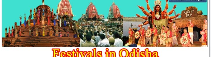 festivals in odisha banner