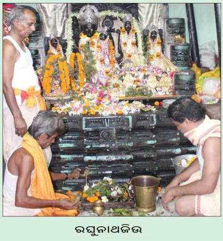 Cuttack Celebrates Rama Navami 2013