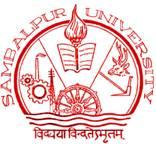 Sambalpur University logo