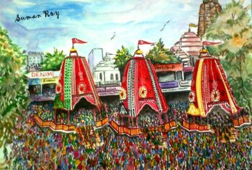 Ratha Jatra Painting Competition 2013 by New Odisha