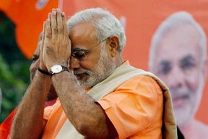 Modi to Visit Odisha on July 16 2013, Meet Shankaracharya