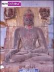 Budhha Statue of Boudh