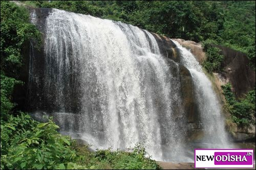 Gandahati Waterfall