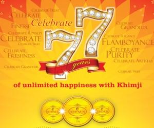 Khimji 77 Years Celebrating