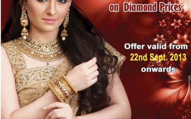 2013 Durga Puja Offers at Syndicate Jewellers of Odisha