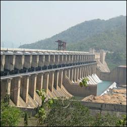 Rengali Dam of Odisha