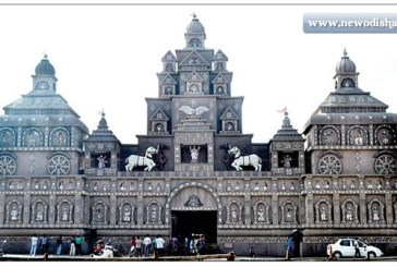Rasulgarh Durga Puja Gate 2013 of Bhubaneswar
