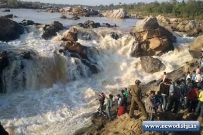 Bhimkund Waterfall
