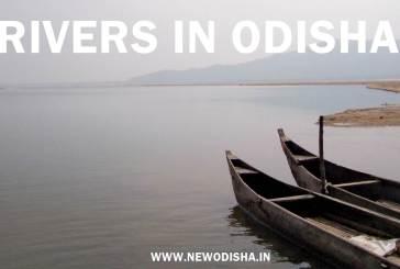 List of Rivers in Odisha