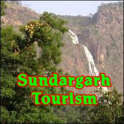 Tourist Spots in Sundargarh District