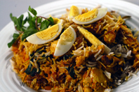 How to make Chicken Biriyani at your Home