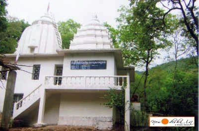 Jal Mahadev Temple of Balangir