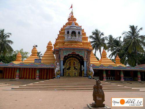 Maa Tarini Temple, Ghatagaon of Keonjhar