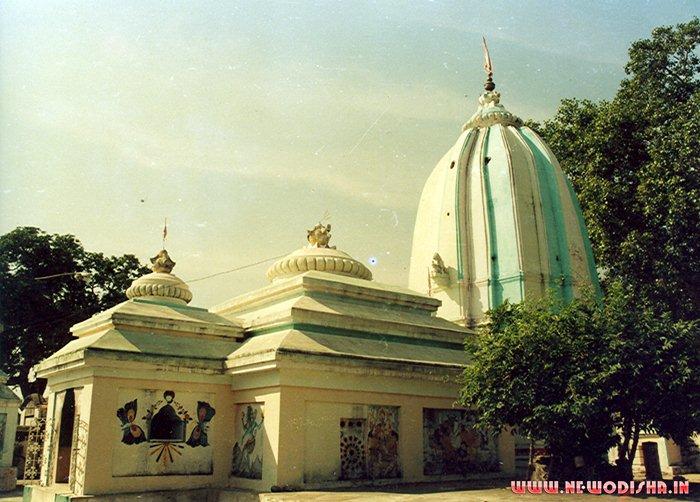 Rameswar Temple of Subarnapur