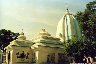 Rameswar Temple of Subarnapur