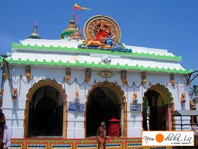 Sarala Temple, Jhankad
