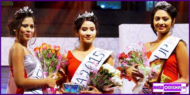 Priyanka Gupata in Miss Odisha India 2015