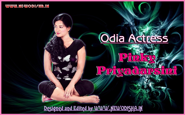Odia Actress Pinky Priyadarsini