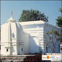 Bagabati Temple of Subarnapur