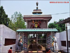 Siddha Bhairavi Temple of Ganjam