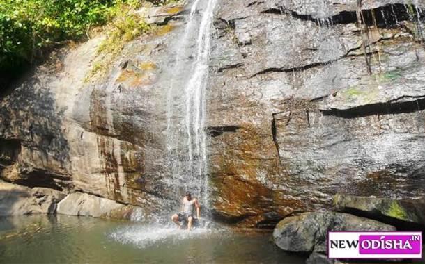 Deojhar Waterfall of Narasinghpur, Cuttack