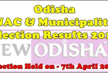 Odisha NAC and Municipality Final Results of 8th April 2015