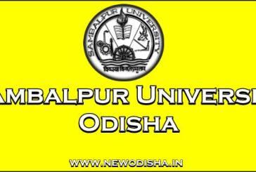 Sambalpur University : M.A Economics Part II Exam Results 2015