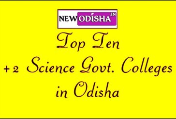 Top Ten +2 Govt. Science Colleges in Odisha