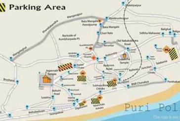 Parking Places in Puri For 2015 Rath Yatra