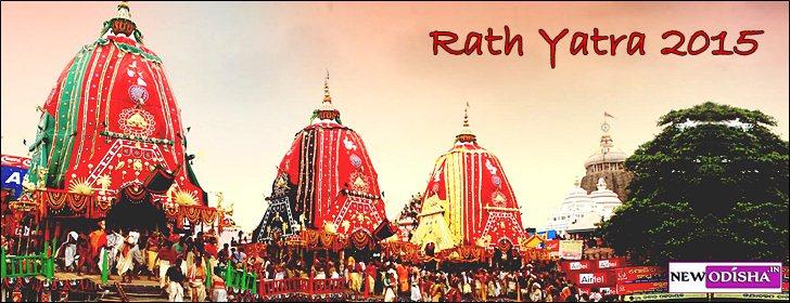 Watch Nabakalebara Rath Yatra 2015 Live From Puri