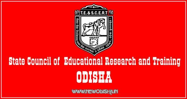 SCERT Odisha Logo