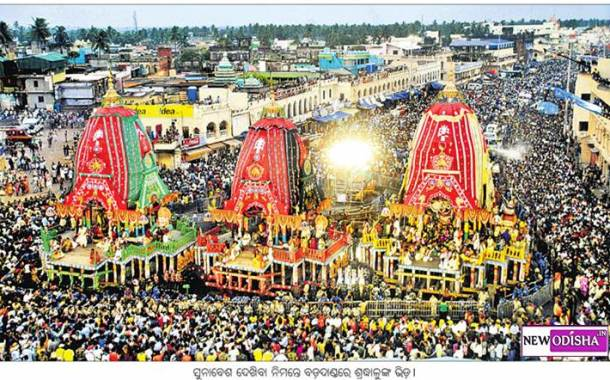 Puri Rath Yatra Sunabesa 2015 Photo Gallery