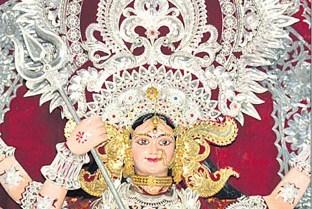 Old Station Bhubaneswar Durga Puja 2015