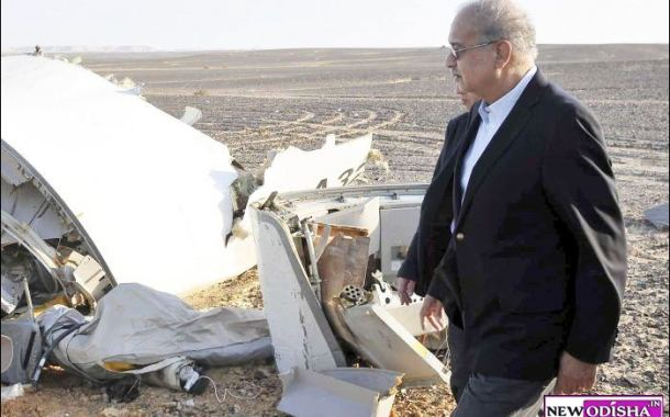 Russian Airliner Crashes in Egypt's Sinai Peninsula - 224 Died