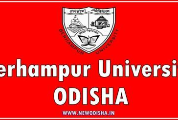 Berhampur University : +3 Second Year Exam Time Table 2016 (Arts/Science/Commerce)