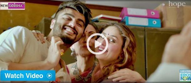 Ki & Ka Bollywood Movie Official Trailer Starring Arjun and Kareena