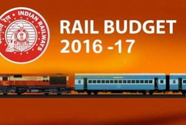 Odisha Gets Rs 4682 crore in Railway Budget 2016 - 17