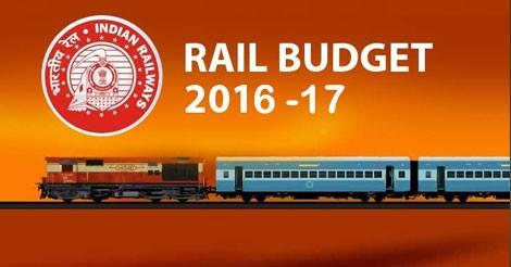 Odisha Gets Rs 4682 crore in Railway Budget 2016 - 17