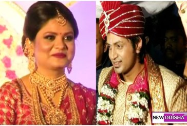 Ollywood actor Arindam ties knot with Energy Minister's Sister Anupa