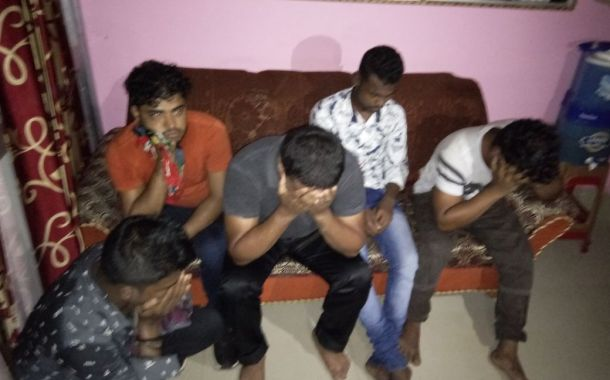 Sex racket busted at spa centre in Bhubaneswar, five held