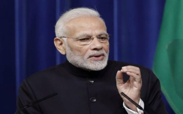 PM lays foundation stone of City Gas Distribution projects